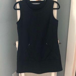 Athleta Black Fleece Dress